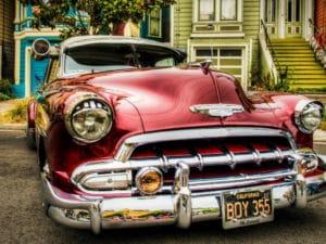 Выкуп ретро автомобилей